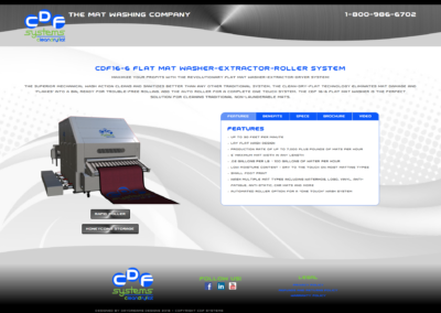 CDF Systems